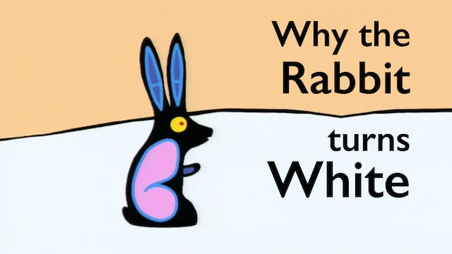 TALES OF WESAKECHAK: Why the Rabbit Turns White