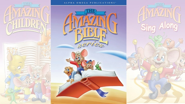 The Amazing Bible Series