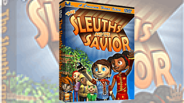 Sleuths & the Savior