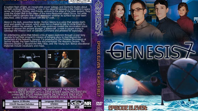Genesis 7 Ep 11 The Kuiper Belt
