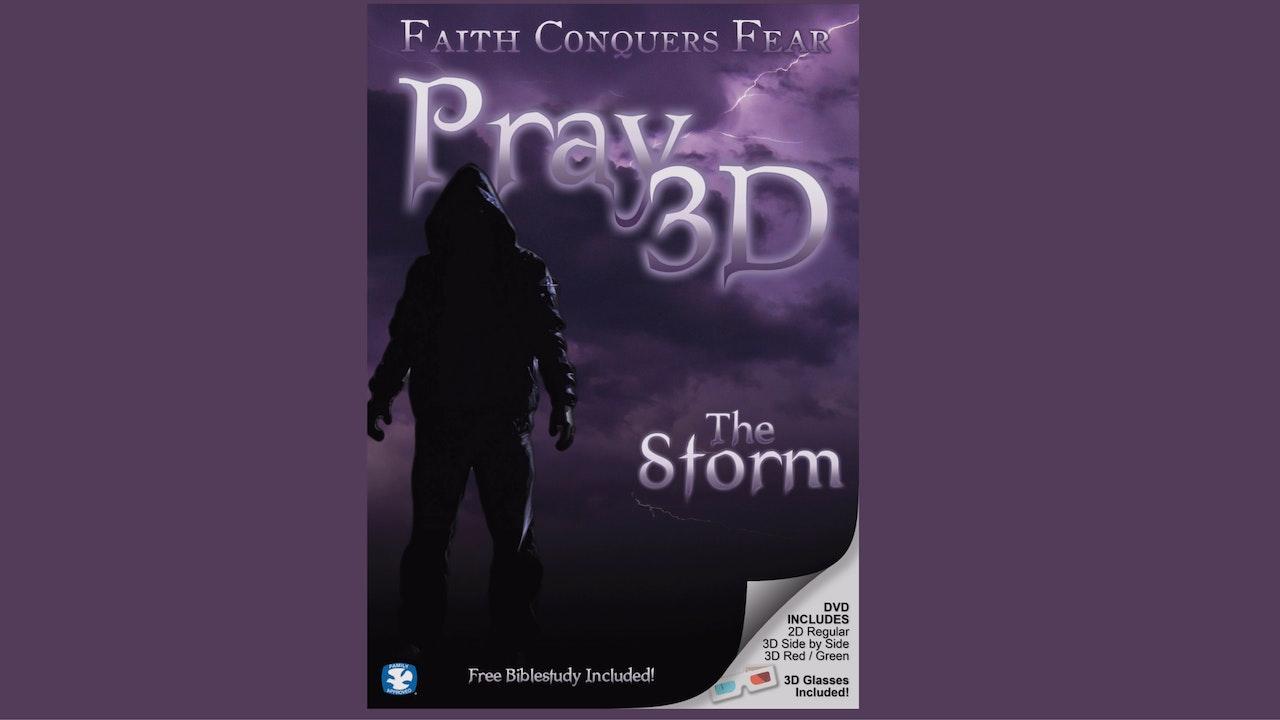 Pray 3D The Storm