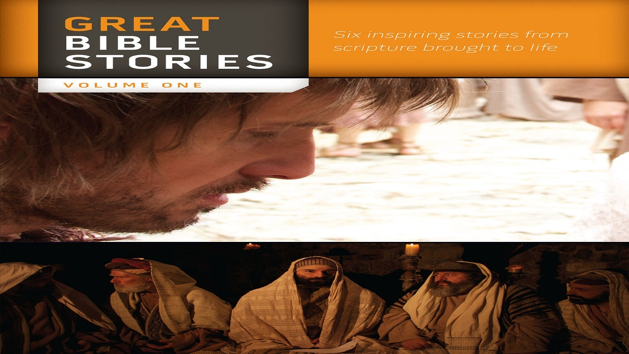 Great Bible Stories Combined