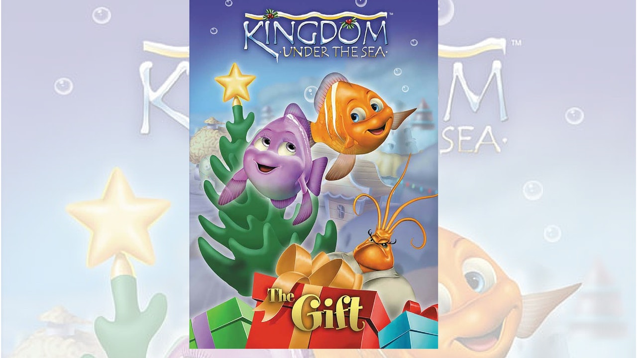 Kingdom Under the Sea -The Gift