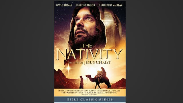 The Nativity the Life Of Jesus Christ