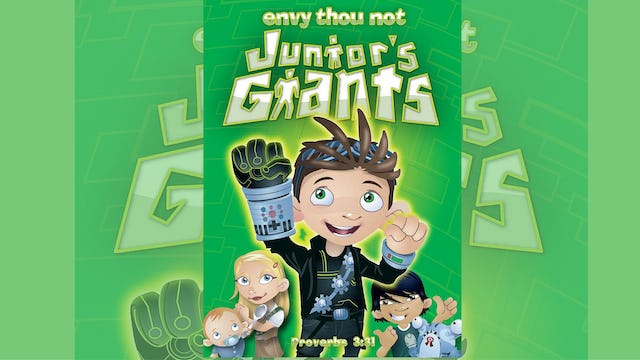 Junior's Giants Ep 2 - Envy Thou Not