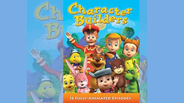 Character Builder Series 16 Videos