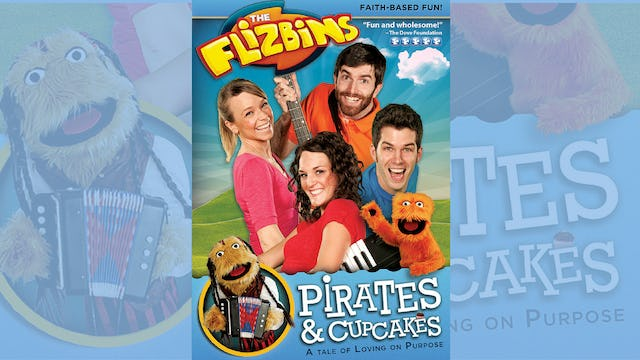 Flizbins Pirates & Cupcakes