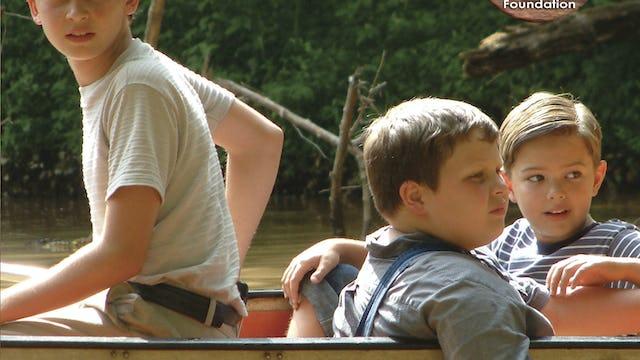 Sugar Creek Gang Ep 2 - Canoe Fish