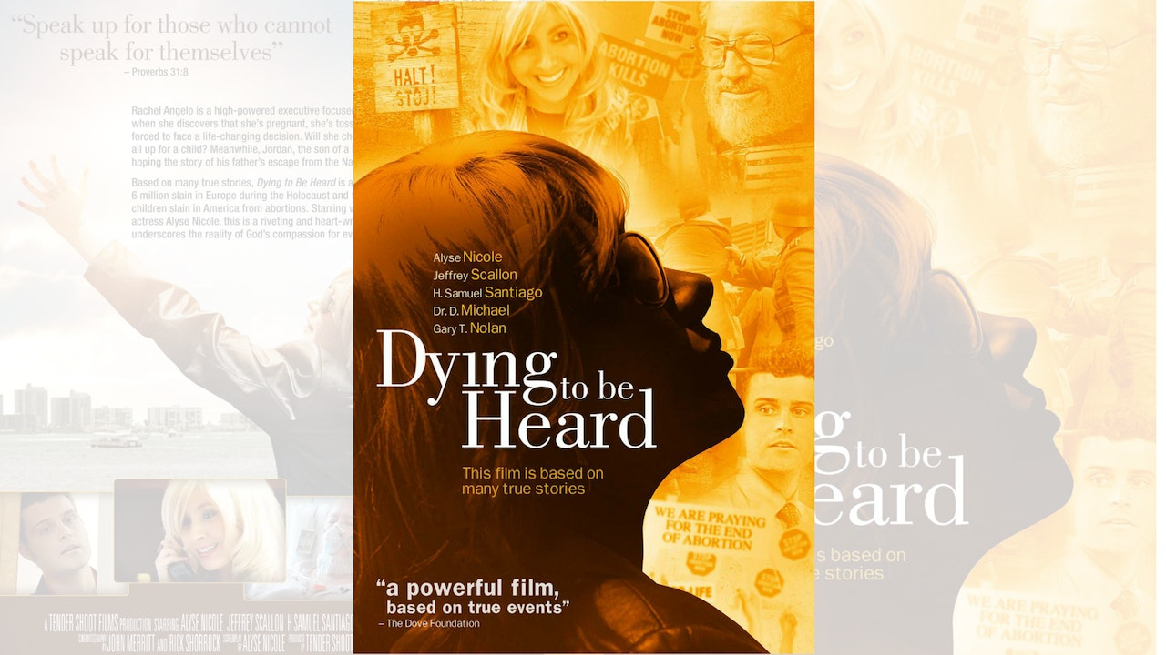 Dying To Be Heard Trailer