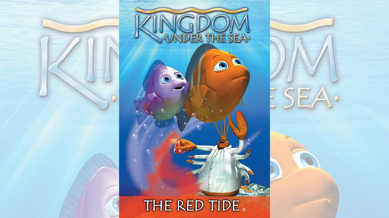 Kingdom Under The Sea - The Red Tide
