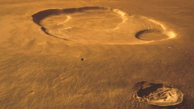 Genesis 7 Ep 5 Mars Landing Trailer