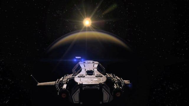Genesis 7 Ep 8 Saturn Ringed World Trailer