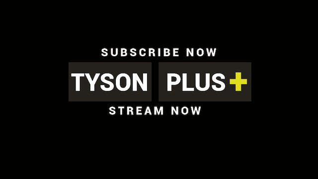 Tyson Plus Subscription