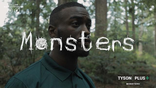Monsters #1 - Anxious