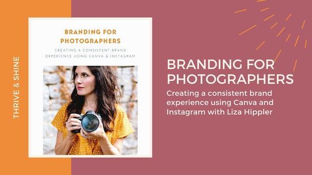 Branding for Photographers