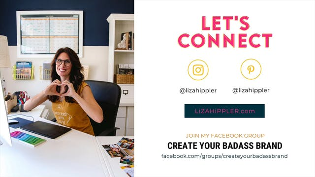 Branding for Photographers_ Creating a Consistent Brand with Liza Hippler