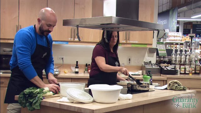Cooking With Chad: Holiday Potluck