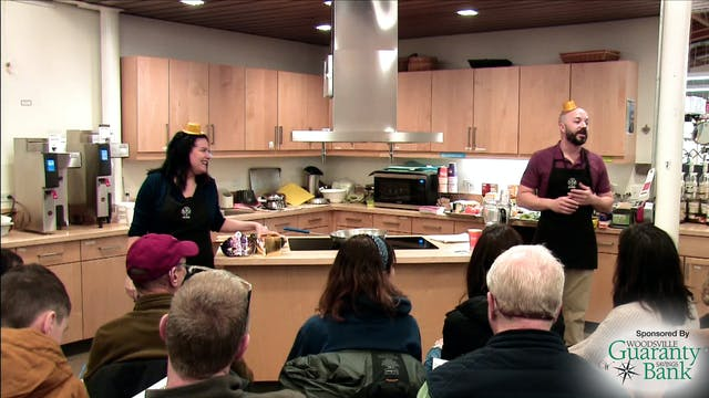 Cooking with Chad - Food for your Mood