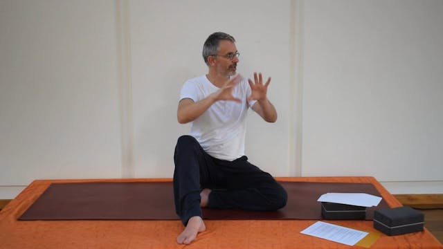 PhysioYoga basisprincipes - principe 5