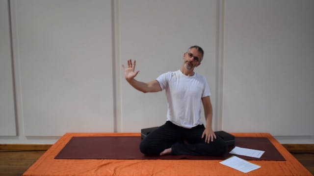 PhysioYoga basisprincipes - principe 1