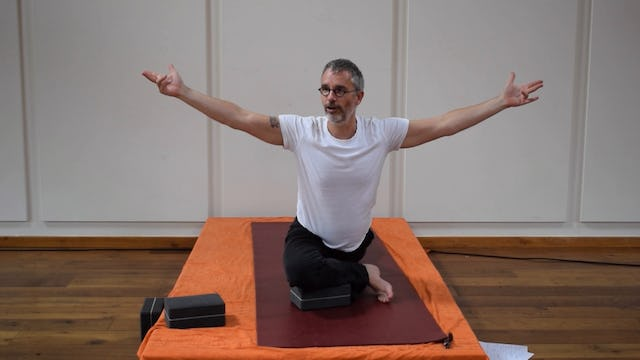 PhysioYoga - flow 'Deep Front Line'