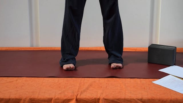 PhysioYoga basisprincipes - principe 2