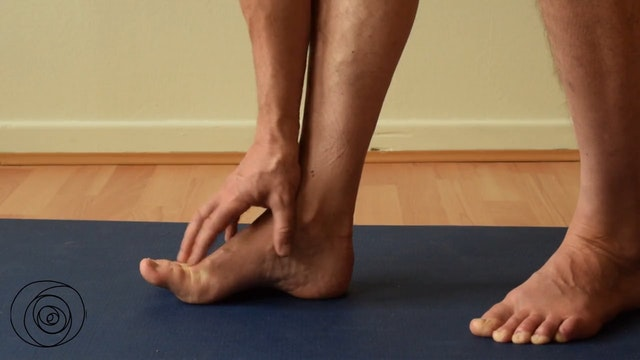 Lifting and spreading of toes