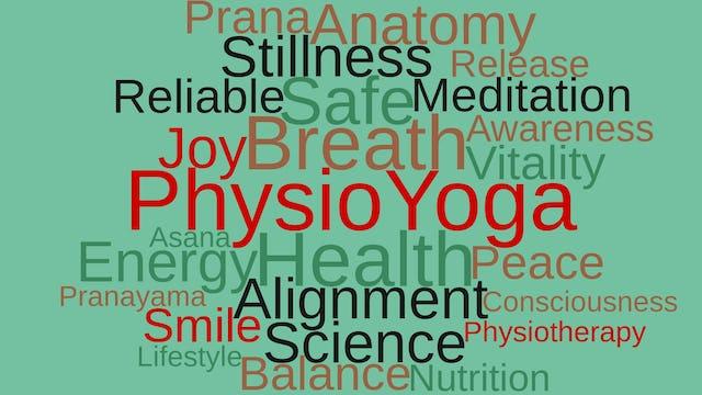 PhysioYoga - online workshop Frandeux