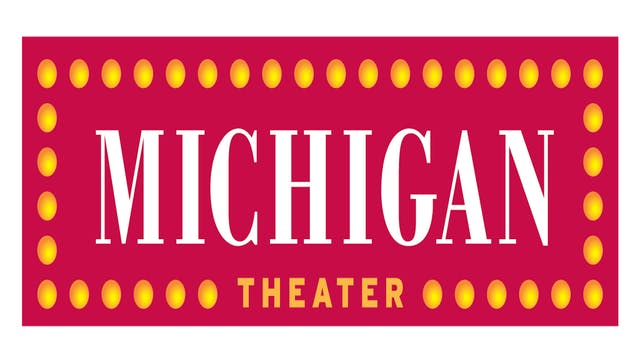 Picture Of His Life for Michigan Theater