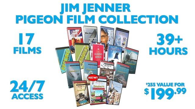 Jim Jenner Digital Film Collection