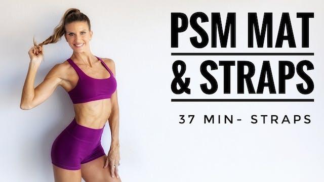 PSM Mat & Straps