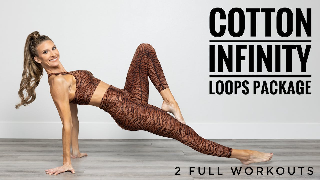 Cotton Infinity Loops Package
