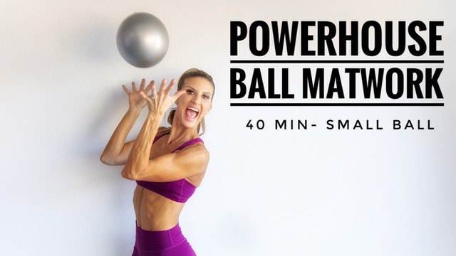 Powerhouse Ball Matwork
