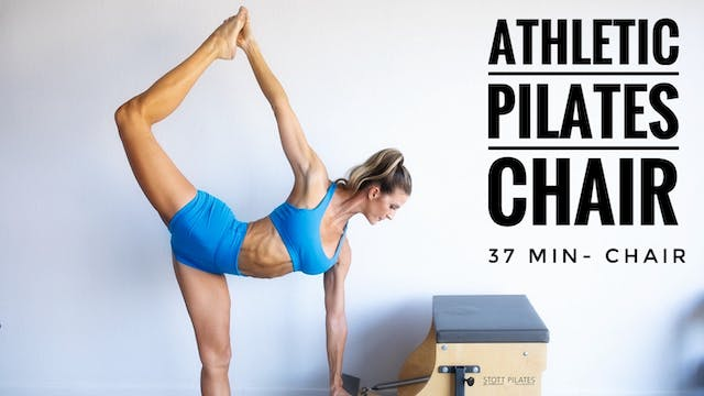 Athletic Pilates Chair