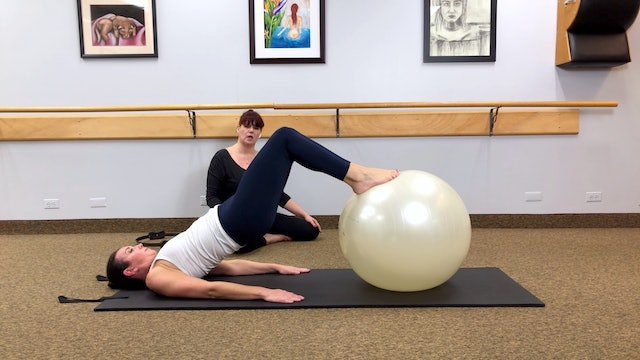 STABILITY BALL GENERAL LEVEL