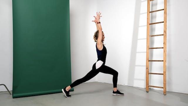 The Big Stretch: post cardio session