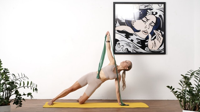 NEW! Pilates with Toys - Band Burner