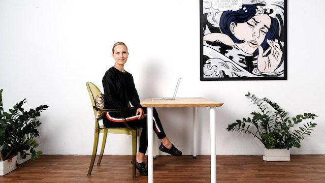 NEW! Tutorial on Desk Posture and Set-up