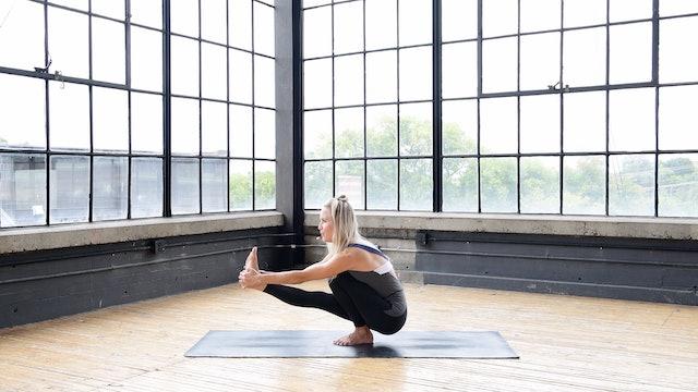 Pilates Body Workout - Pistol Squat Breakdown