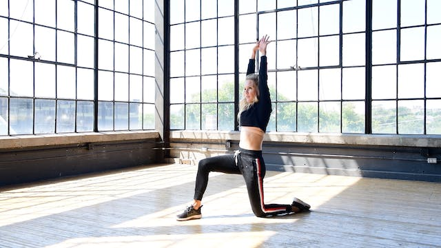The Big Stretch: Hips to Hamstrings