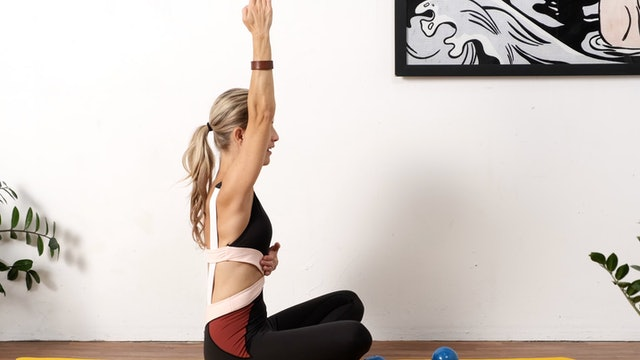 NEW! PBW Spotlight on Ribecage placement to fire up your Core!
