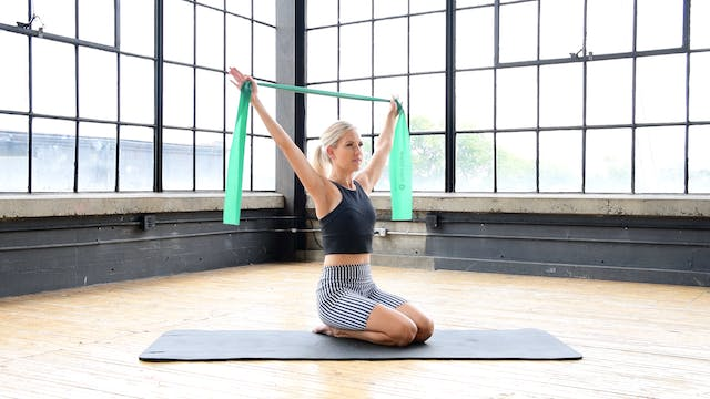 25 min Pilates Body Workout with Toys...