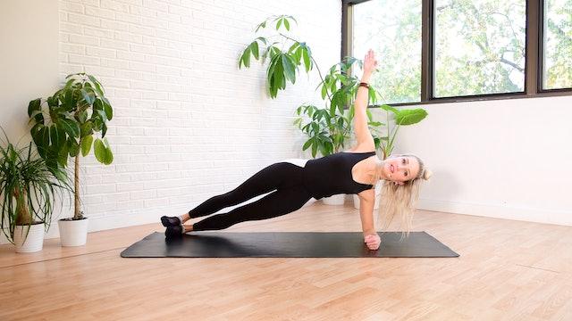 10 min PBW - Upper Body Strengthening
