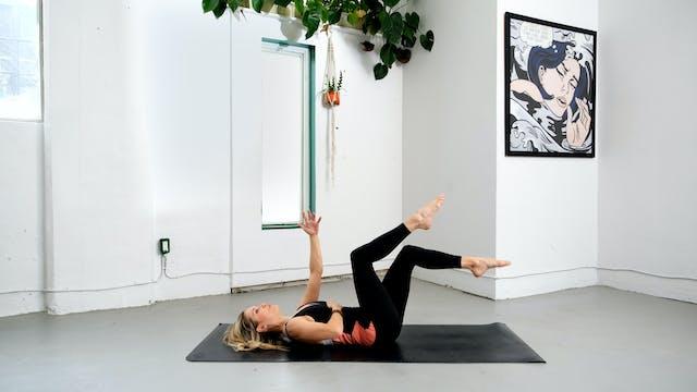 Pilates 101 full body Flow