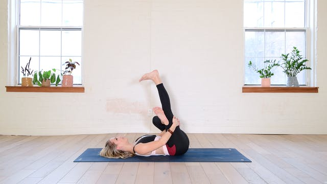 The Big Stretch - hips, hamstrings, q...