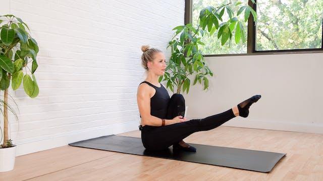 15 min Core Power Pilates Body Workout