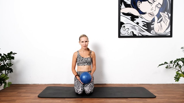 NEW! Pilates with Toys - Ball