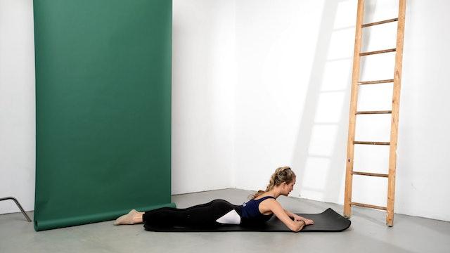 25 min Pilates 101 Flow