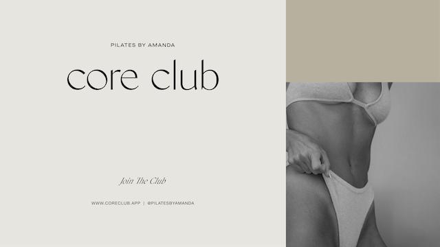 CORE CLUB
