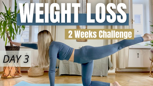 DAY 3 : Weight Loss Challenge